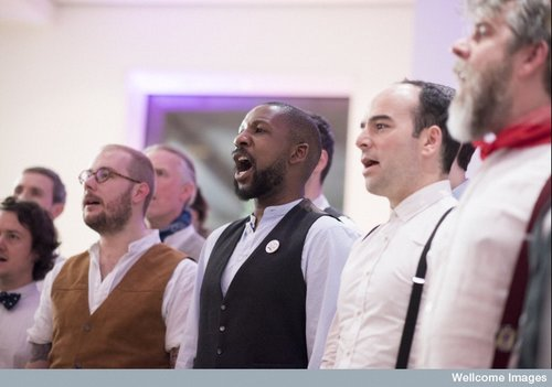 Free Men's Singing Workshop